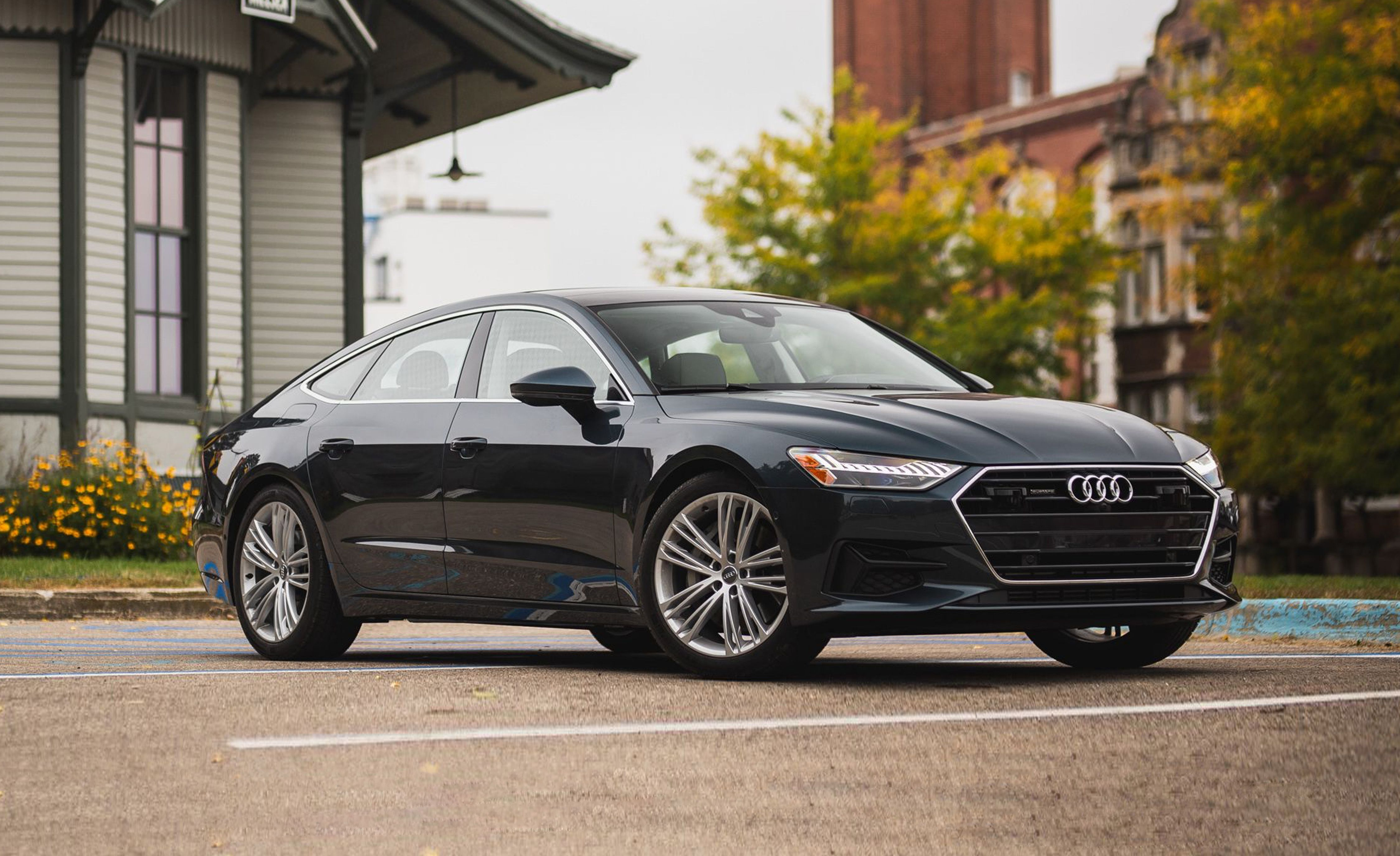 2019 Audi A7 Review Pricing And Specs