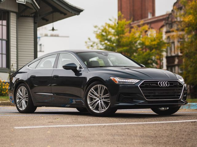 Audi A7 Lease >> 2019 Audi A7 Review, Pricing, and Specs