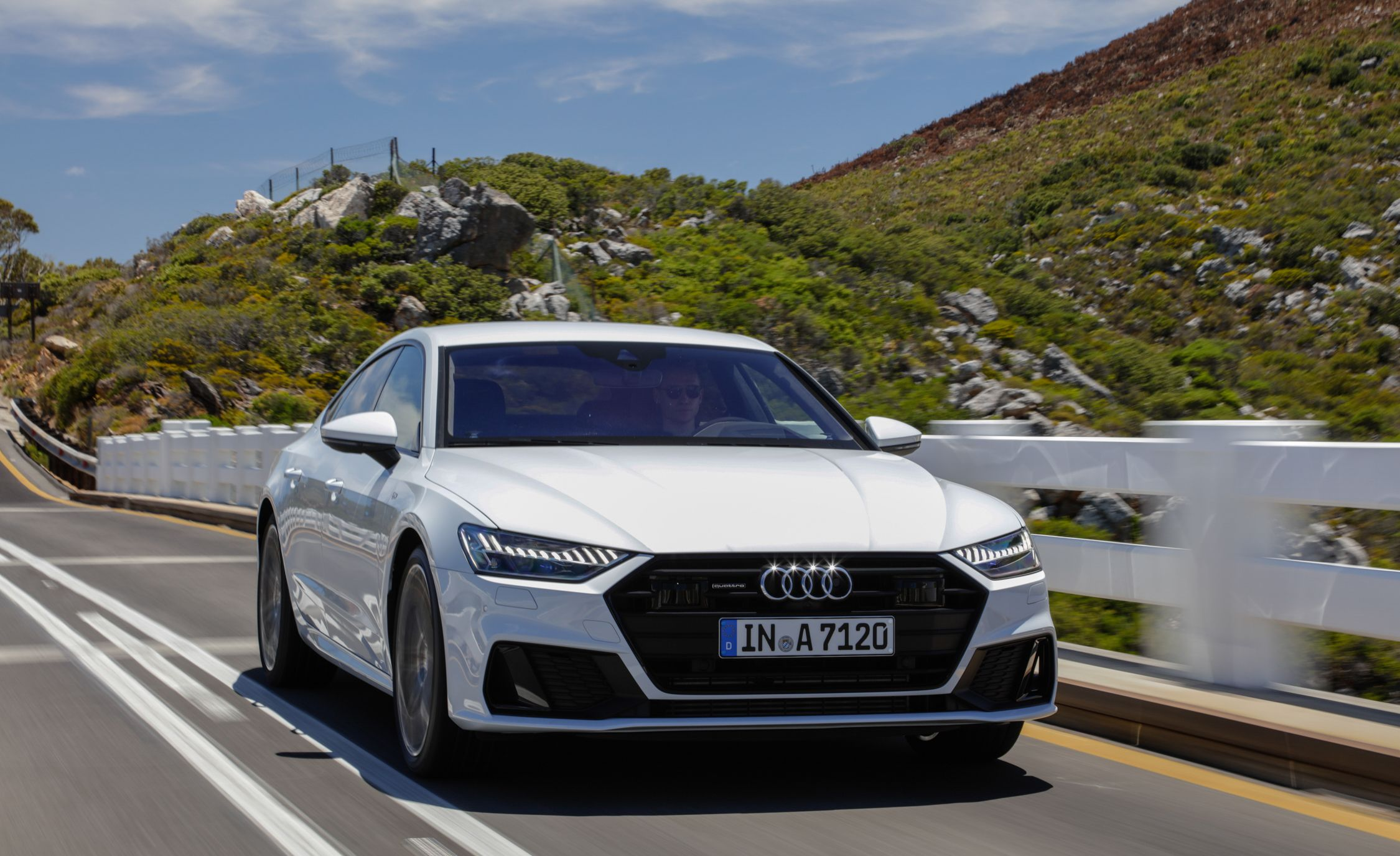 New 2019 Audi A7 Cuts Starting Price Adds Tech