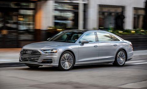 Land vehicle, Vehicle, Car, Luxury vehicle, Audi, Automotive design, Personal luxury car, Motor vehicle, Sedan, Executive car,