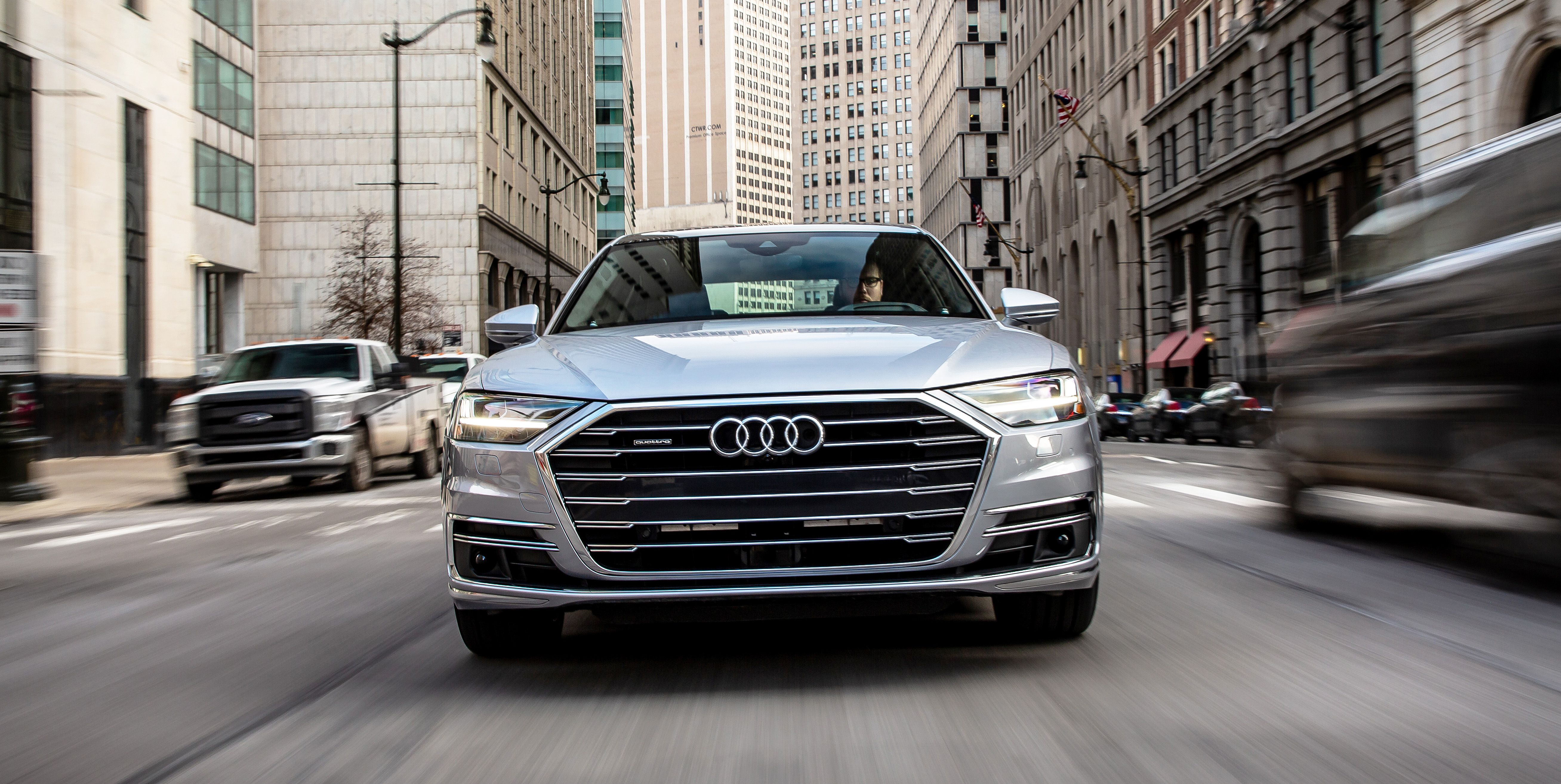 The Audi A8 May Go Electric and Ultra-Luxurious with a New High-End Model