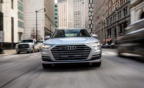 Land vehicle, Vehicle, Car, Automotive design, Motor vehicle, Sport utility vehicle, Headlamp, Grille, Audi, Bumper,