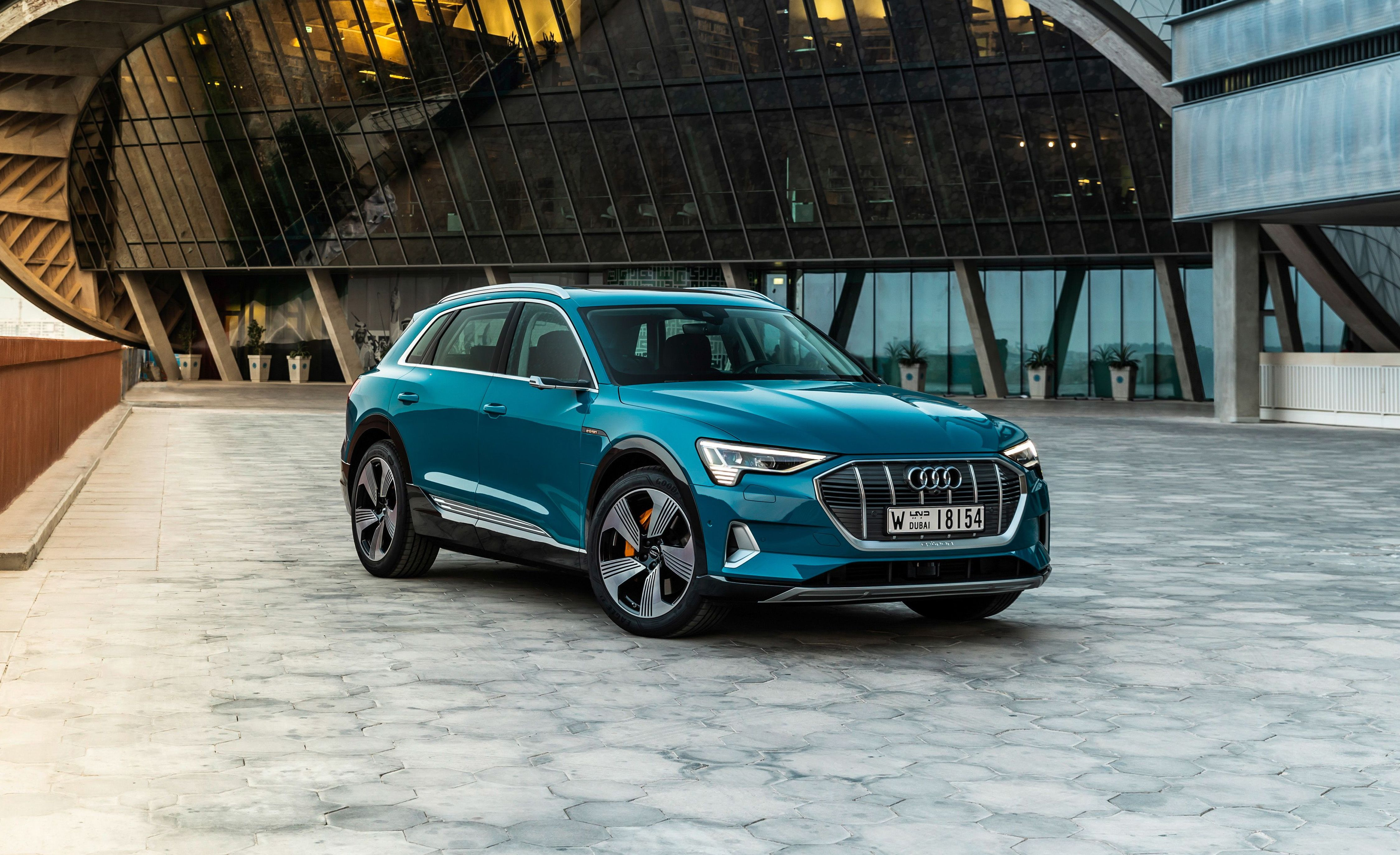 The 2019 Audi e-tron – Audi's First Electric SUV
