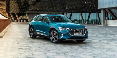 2020 Audi E Tron Gt