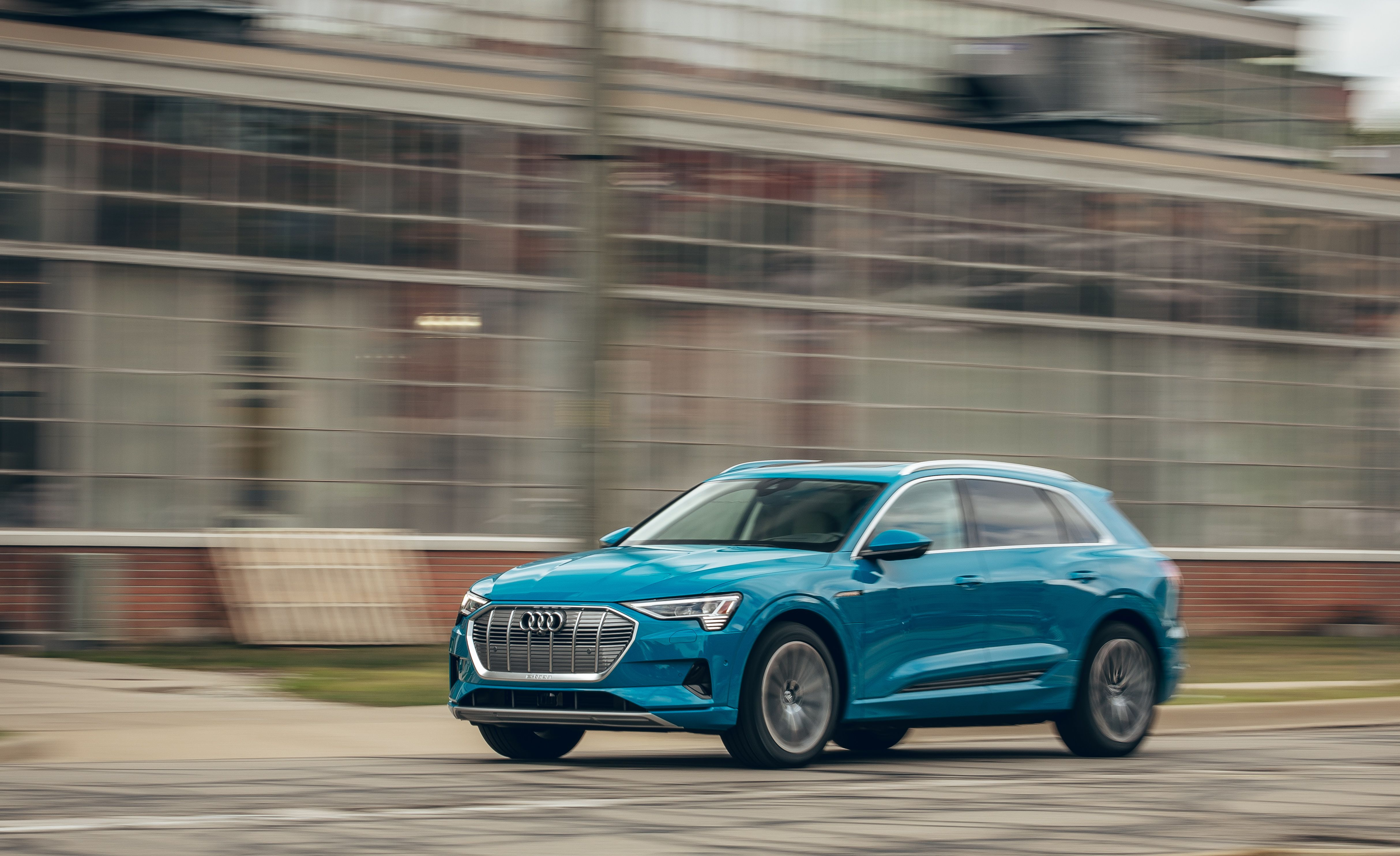 2019 Audi E Tron Is An Ev Hiding In Plain Sight