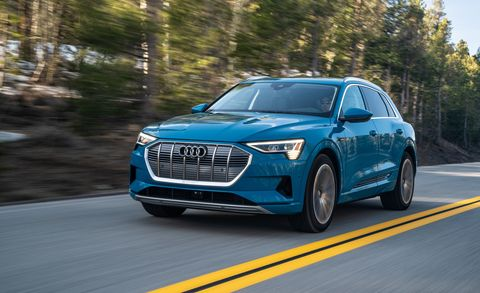 2019 Audi Q4: Design, Powertrains, Arrival, Price >> 2019 Audi E Tron Quattro Electric Mid Size Suv