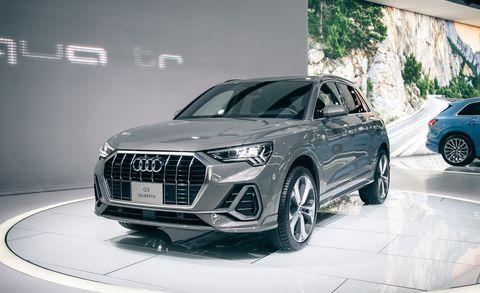 2019 Audi Q3 Crossover – U.S. Info, Release Date, Specs