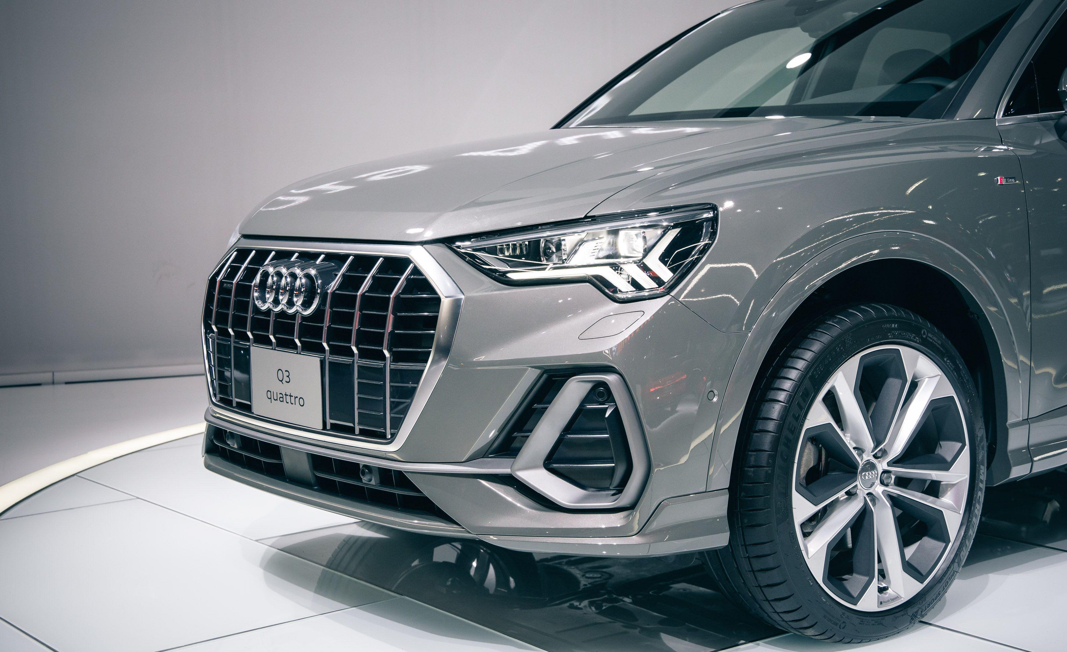 2020 Audi SQ3 Performance Crossover >> 2019 Audi Q3 Crossover U S Info Release Date Specs