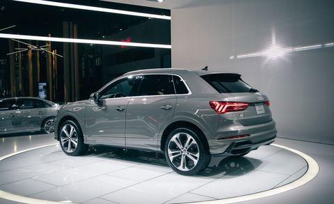 2020 Audi Q3: News, RS Q3, Specs, Release >> 2019 Audi Q3 Crossover U S Info Release Date Specs