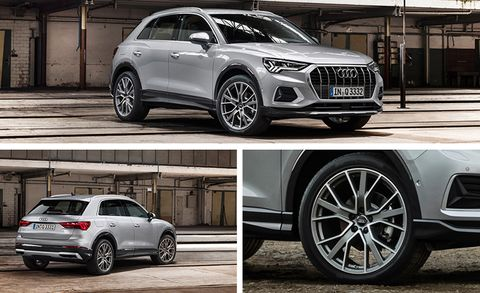 2019 Audi Q3 Is All New And Packed With Style And Tech News Car