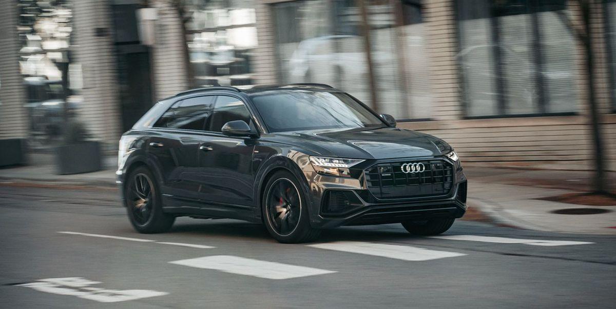 Lexus Suv Lease >> 2019 Audi Q8 – New SUV Flagship