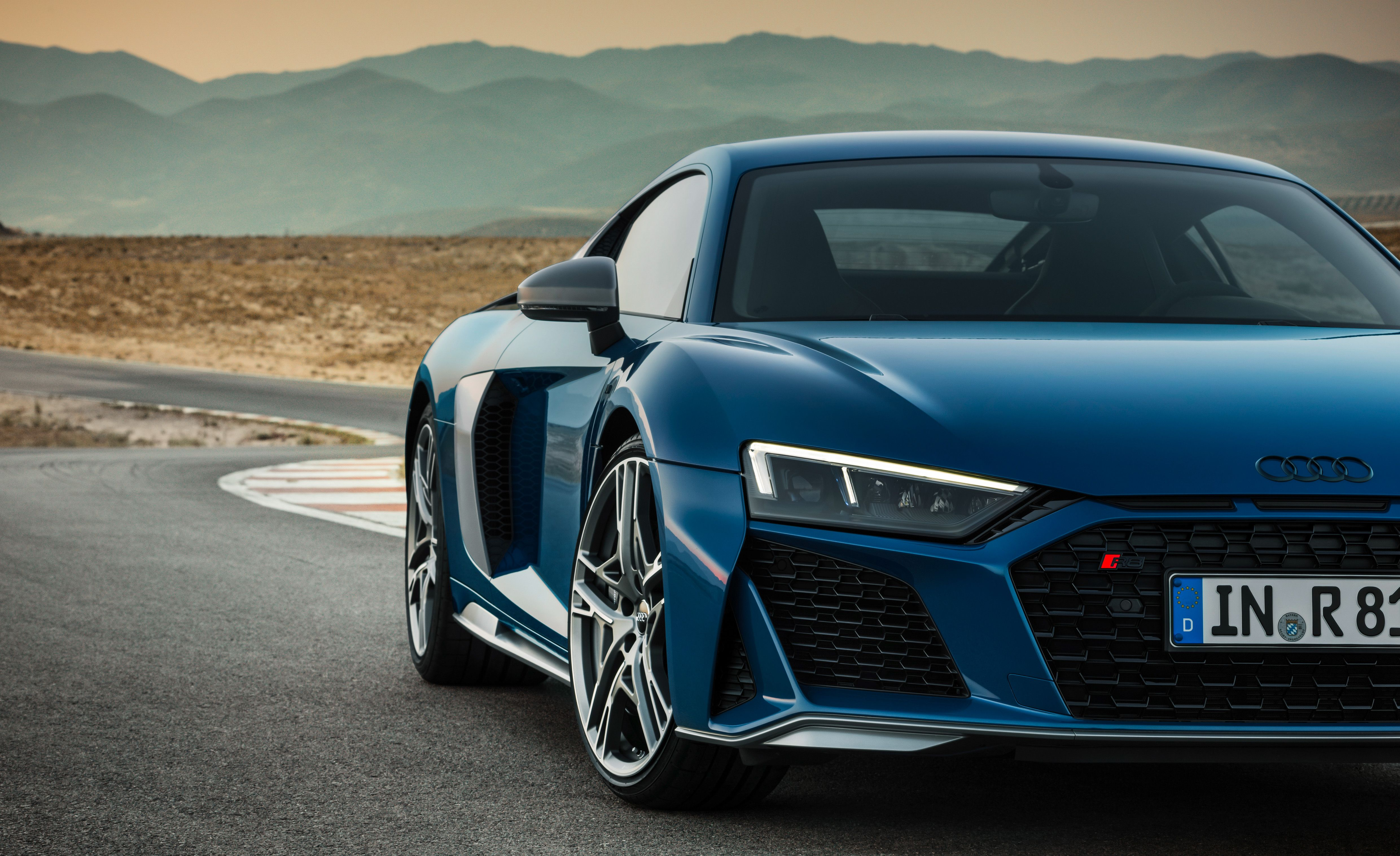The 2019 Audi R8 Will Have A V 10 No V 6 Coming Company Confirms