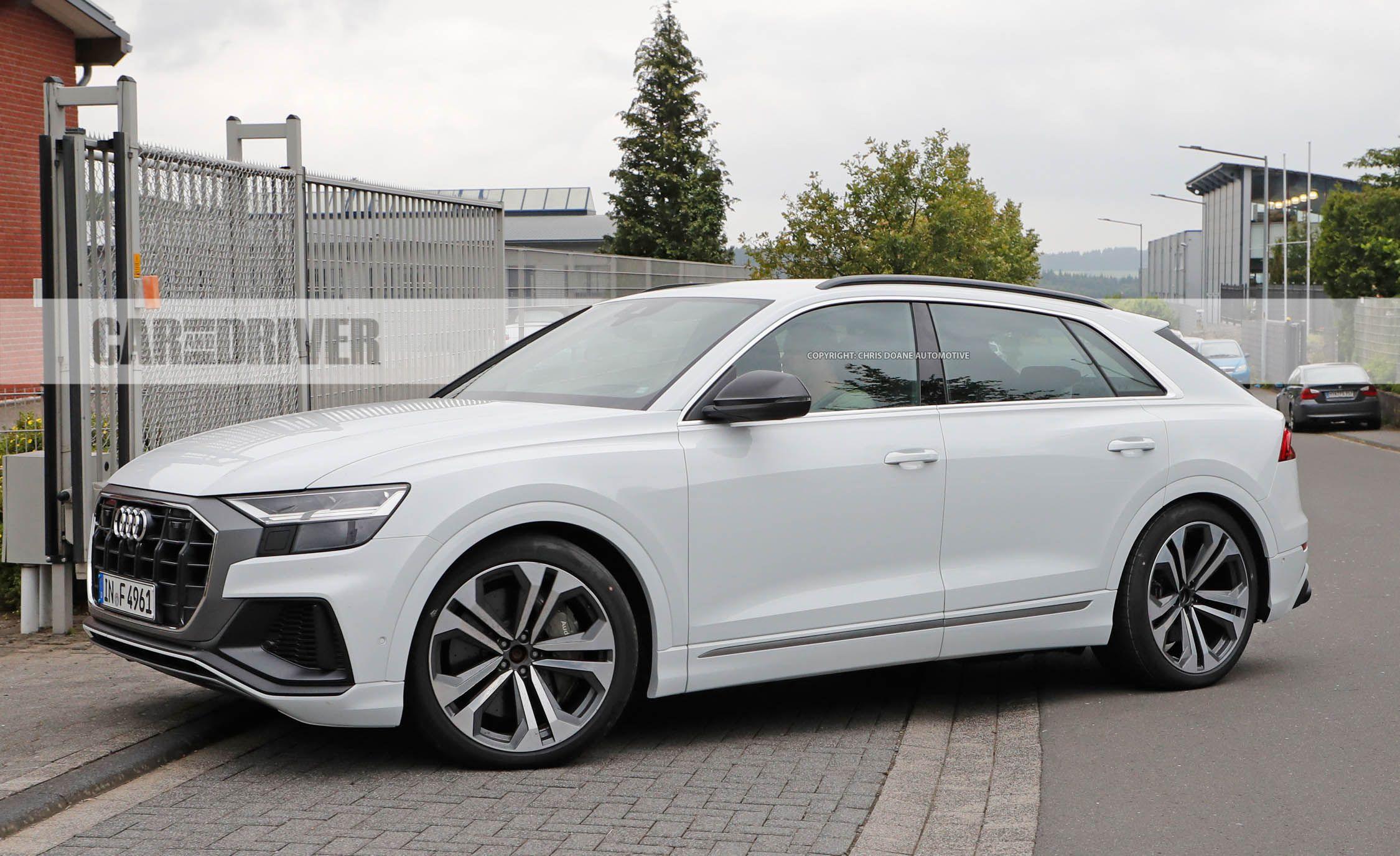 Kekurangan Audi Sq8 2019 Tangguh