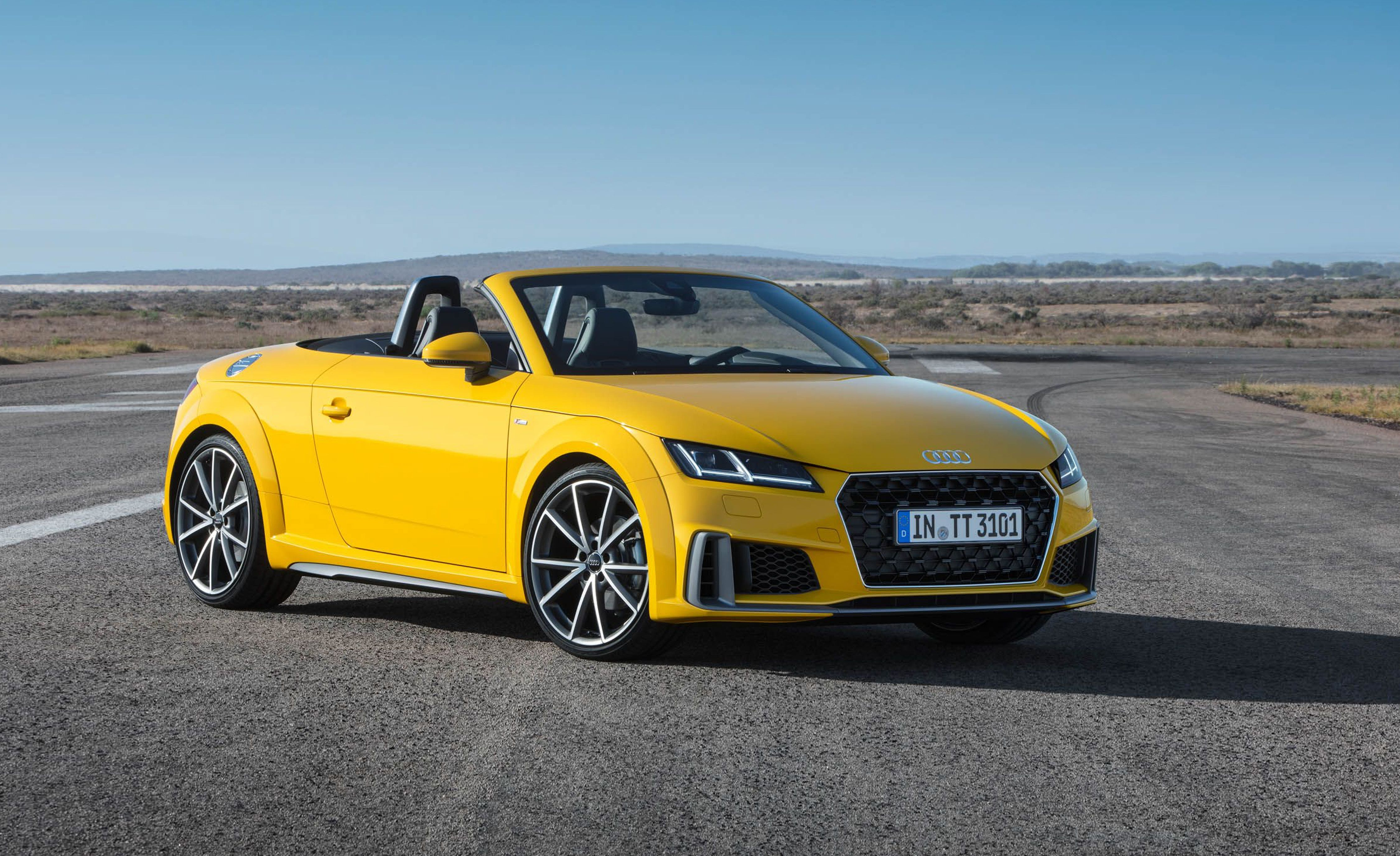 2019 Audi Tt Tts Review Pricing And Specs
