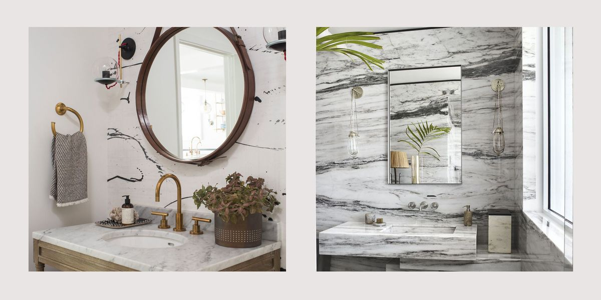 32 Best Master Bathroom Ideas And Designs For 2019: What Bathroom Styles Are In