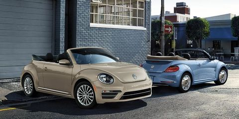 Volkswagen Kills Off the Beetle - VW Beetle Production to End in 2019