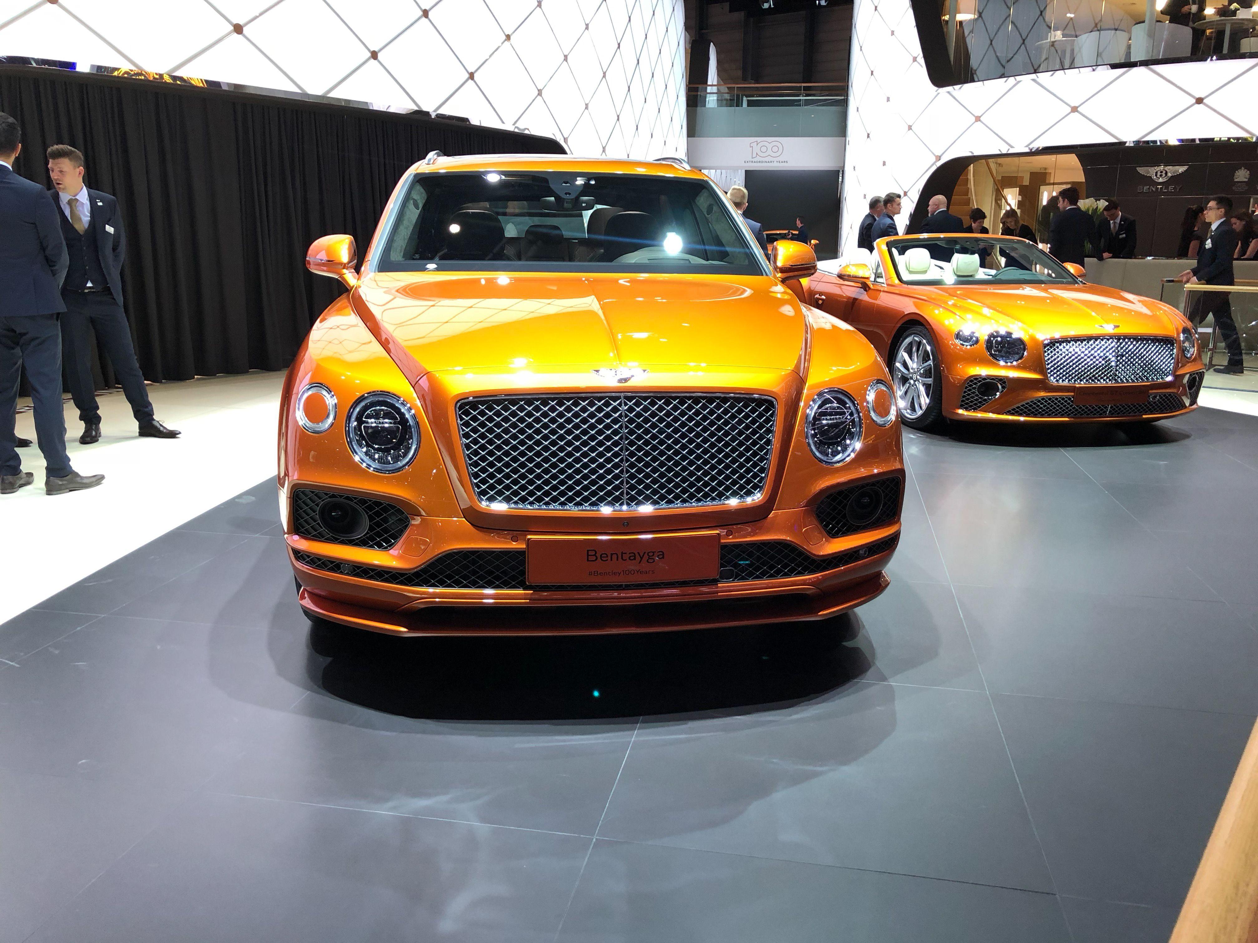 The 2019 Bentley Bentayga Speed One Very Fast Luxurious Suv