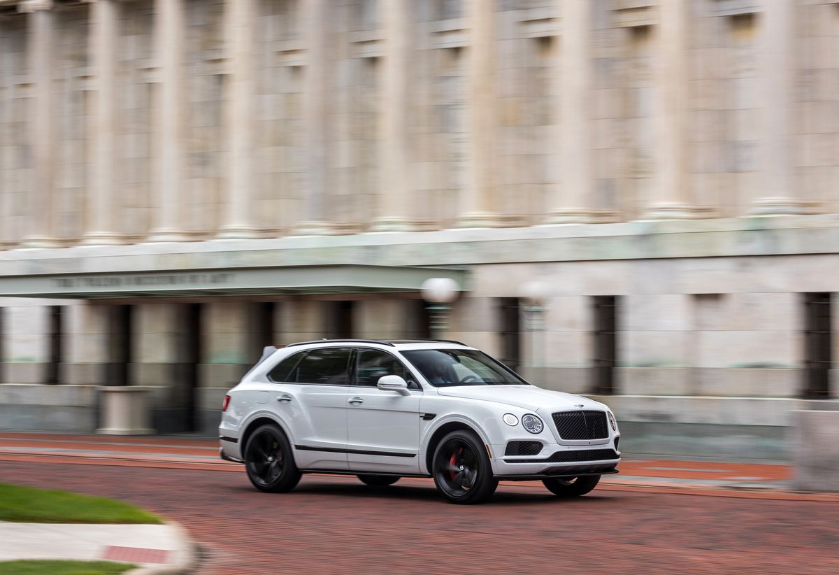 2019 Bentley Bentayga V8 Test Numbers Specifications Full Test