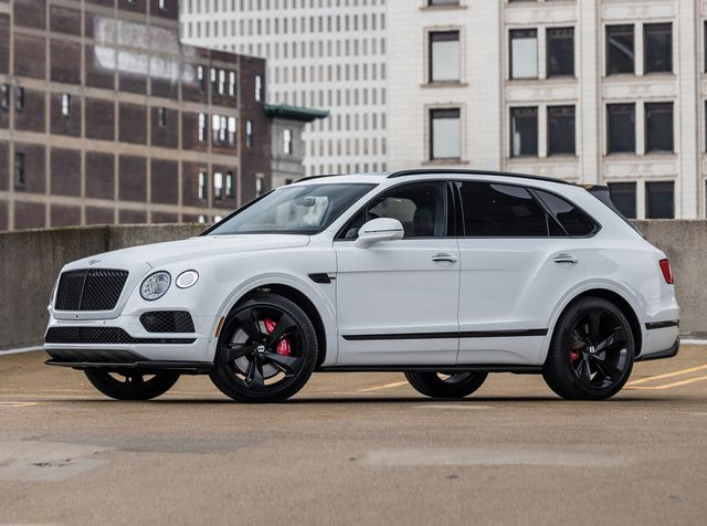 2018 Bentley Bentayga: Mulliner Version, Changes, PRice >> 2019 Bentley Bentayga