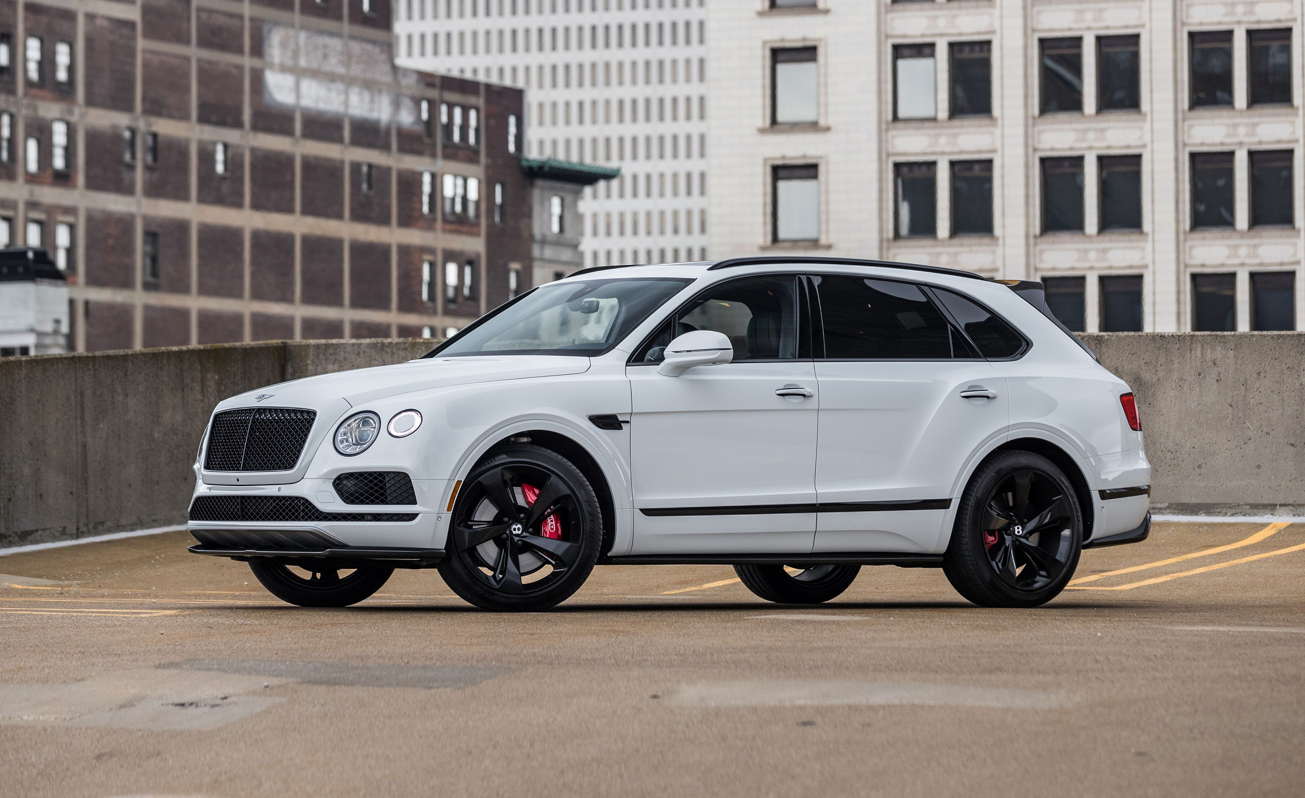 Bentley Bentayga (2016–present) Regardless of what you've heard, Bentayga is not a Swahili word that means cross-eyed cow, but the mistake, were you to make it, is understandable. Despite the Bentley Bentayga 's severe case of Strabismus, known more commonly as misaligned or crossed eyes, it has become is maker's best-selling model.