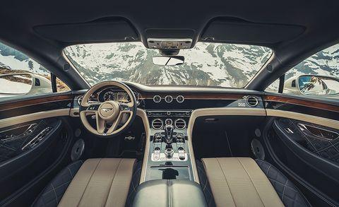 2019 Bentley Continental Gt First Drive Lighter Livelier