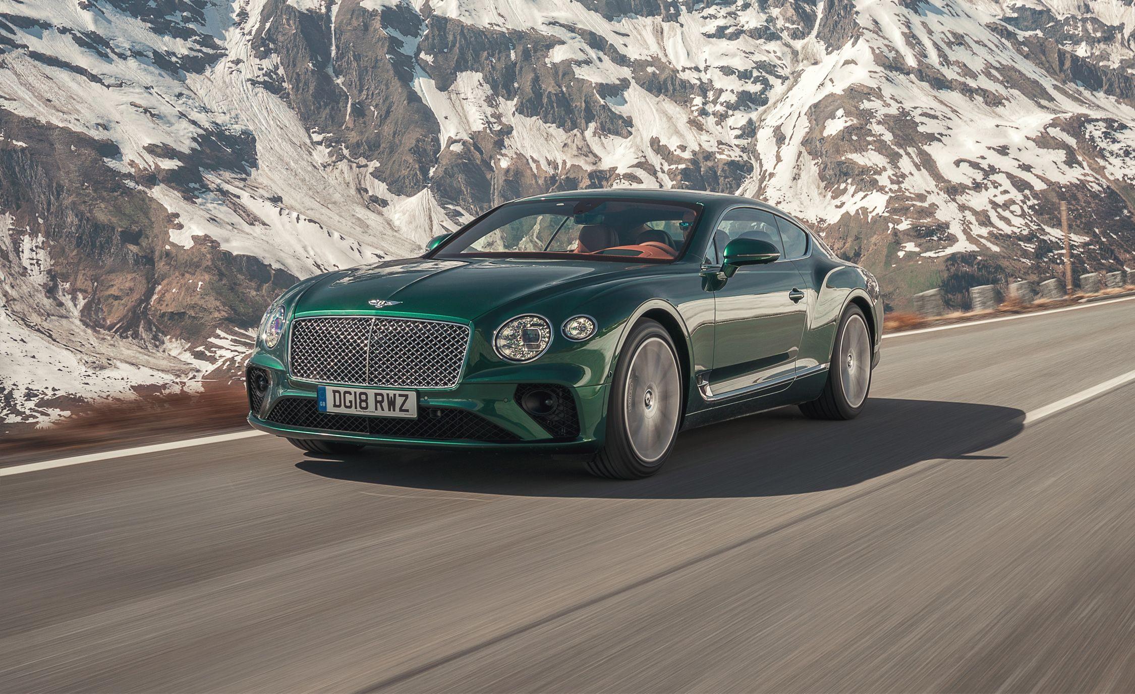 Bentley Continental Gt Green >> 2019 Bentley Continental Gt First Drive Lighter Livelier Lovelier