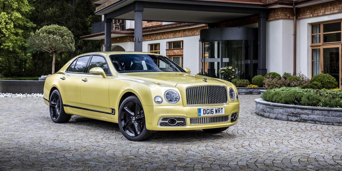 2019 Bentley Mulsanne Speed Review, Pricing, and Specs