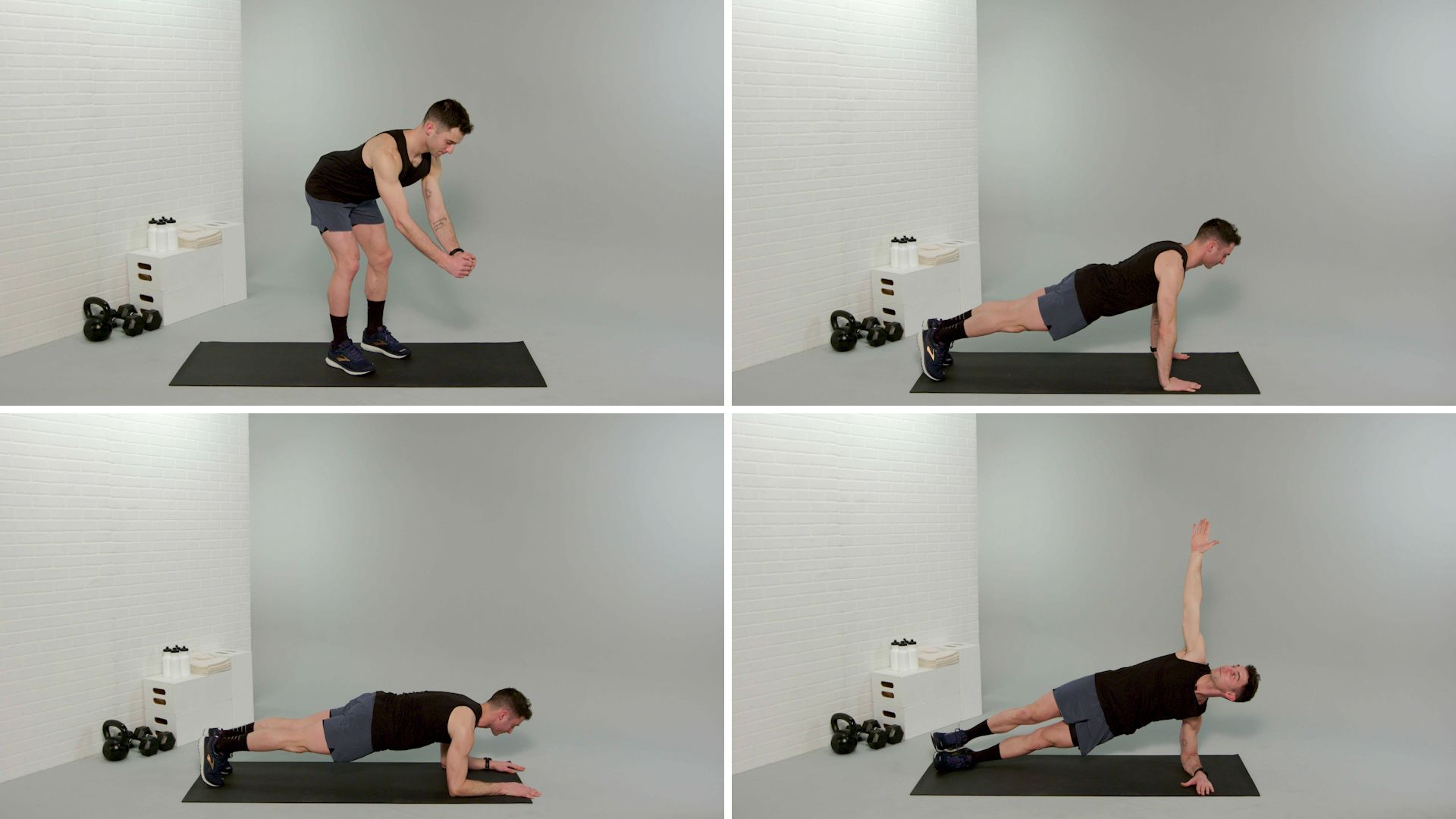Arm Workouts At Home Arm Workout No Weights