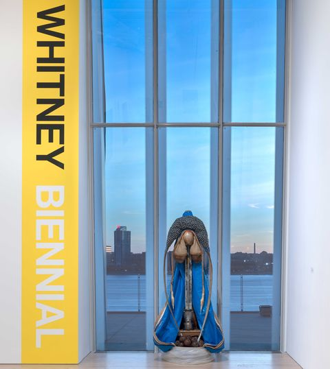 Whitney Biennial/Elle Decor