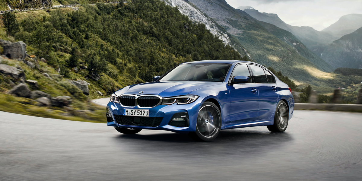 all new 2019 bmw 3 series revealed new 3 series pictures. Black Bedroom Furniture Sets. Home Design Ideas