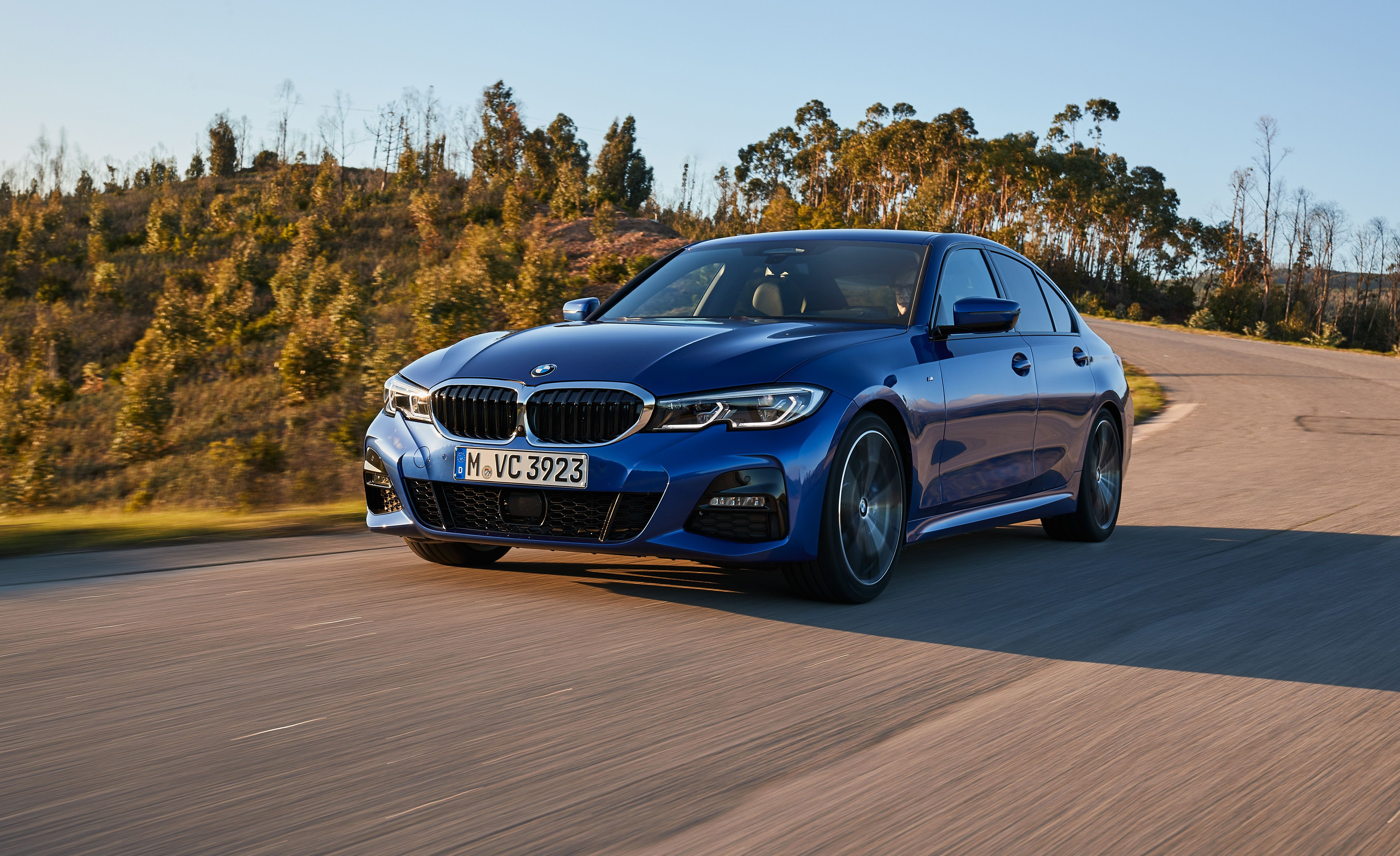 2019 Bmw 3 Series First Drive Back From The Brink