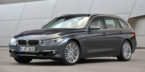 2019 Bmw 3 Series Wagon