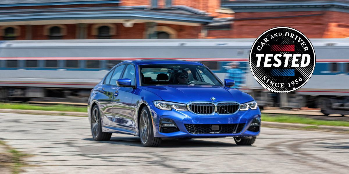 The BMW 330i Got a Staggering 42 MPG in Our 75-MPH Fuel-Economy Test