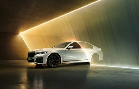 The 2020 BMW 745e – A Better Plug-In Luxury Sedan