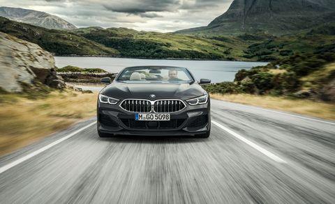 2019 BMW 8 series convertible (euro-spec)
