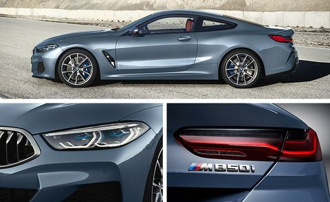 2019 Bmw M850i Xdrive Photos And Info Echoes Of History News
