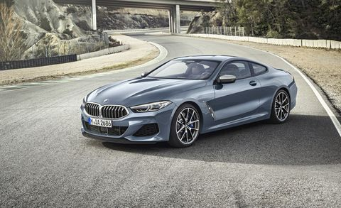 2019 BMW M850i xDrive Photos and Info: Echoes of History ...