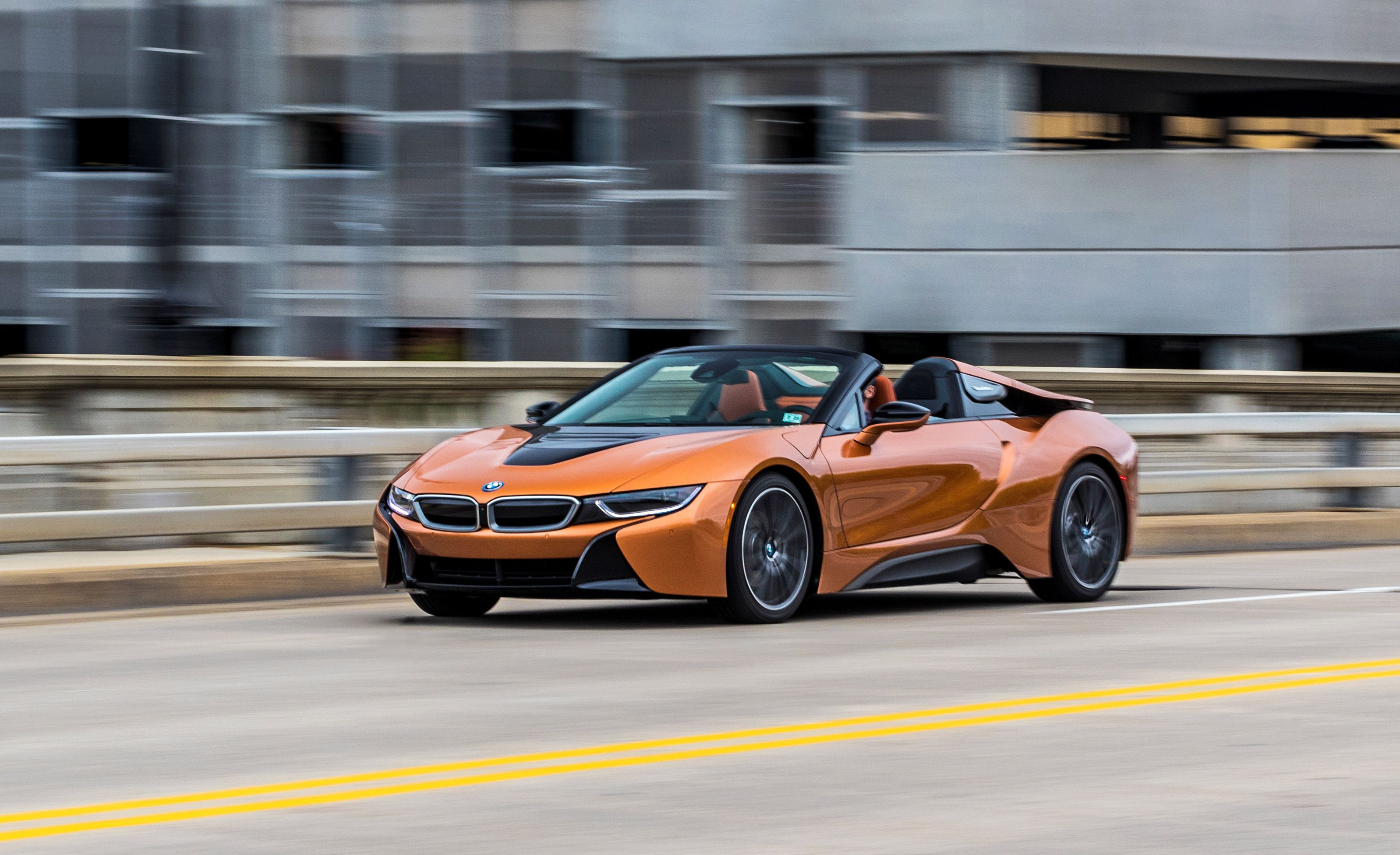 2019 BMW i8 Review, Pricing, and Specs