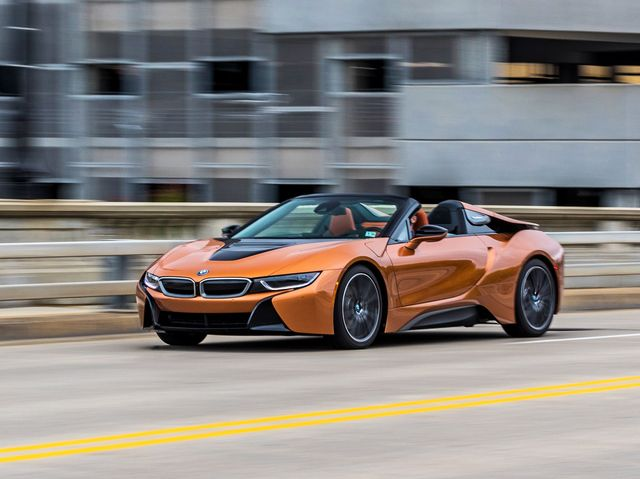 2019 Bmw I8 Review Pricing And Specs