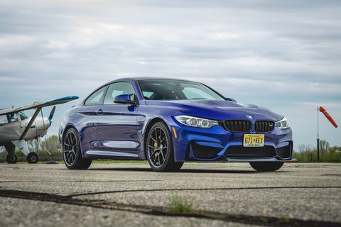 2019 Bmw M4 Cs High Performance Coupe