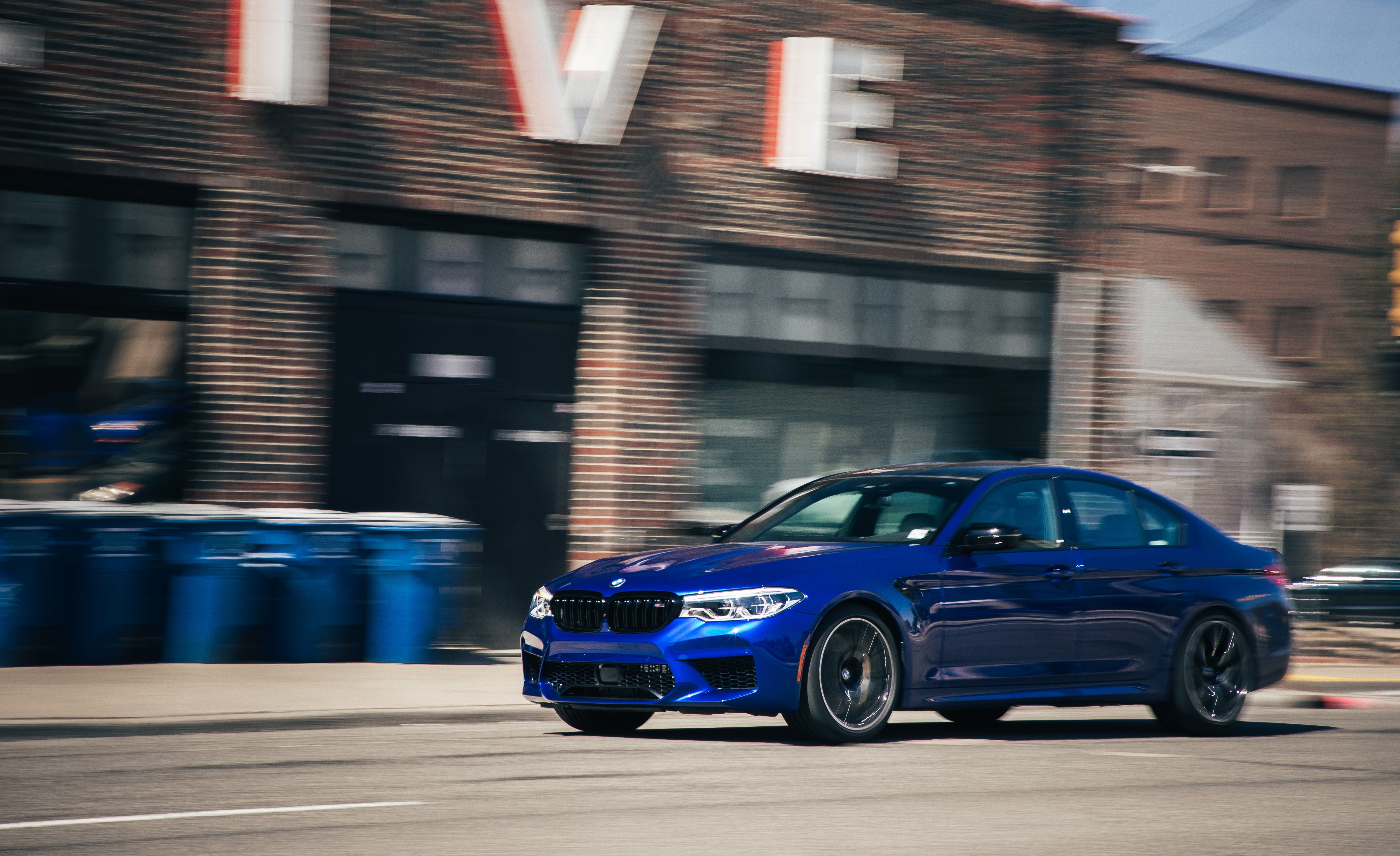 2019 BMW M5 Competition – A Subtly Sharpened M5