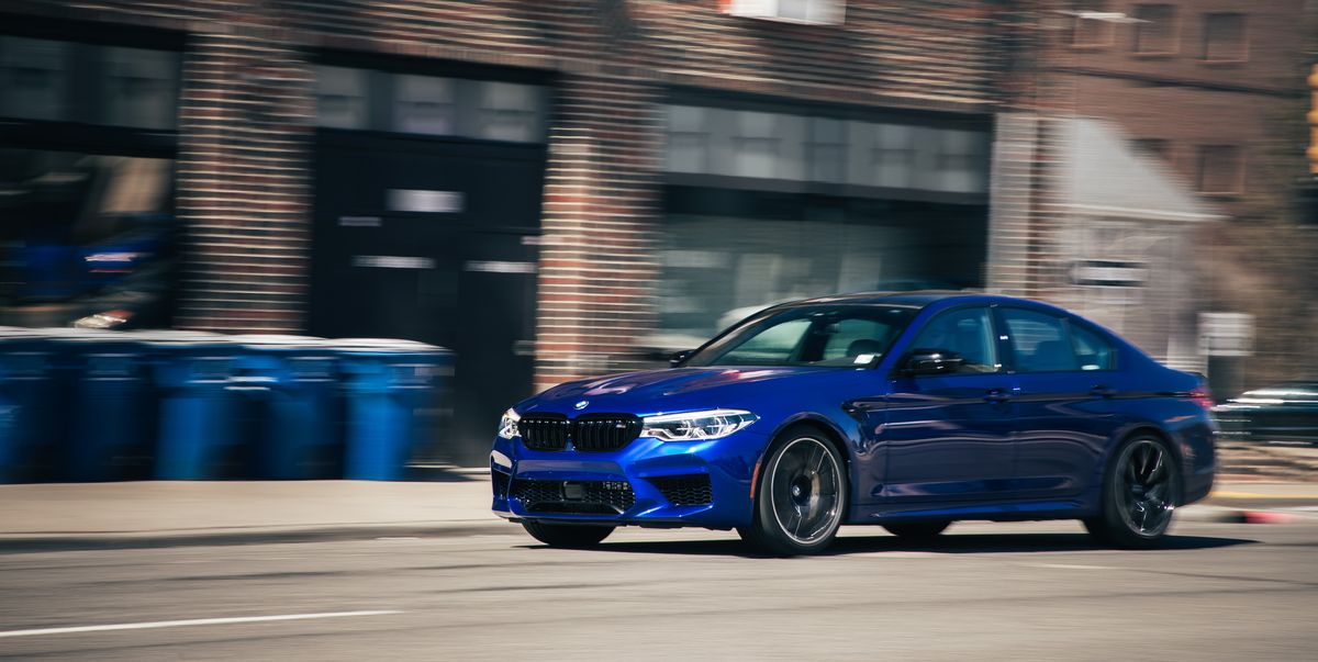 The BMW M5 Competition Is the M5 You Want