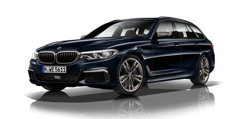 BMW M550d xDrive Wagon