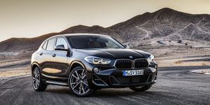 2019 BMW X2 M35i front three-quarter view
