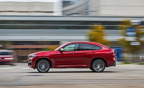 BMW 0 60 Times >> 2019 Bmw X4 A Fastback Bmw X3