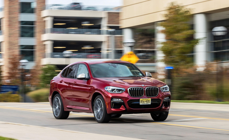 2019 BMW X4 – A Fastback BMW X3