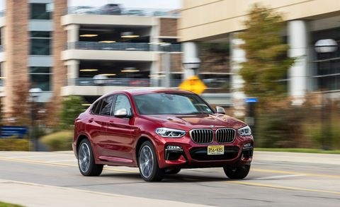 2020 BMW X4 Redesign, M40i, M Package >> 2019 Bmw X4 A Fastback Bmw X3