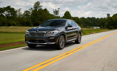 2fb7c3f392b 2019 BMW X4 First Drive