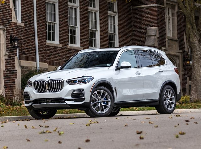 2019 Bmw X5 Review Pricing And Specs