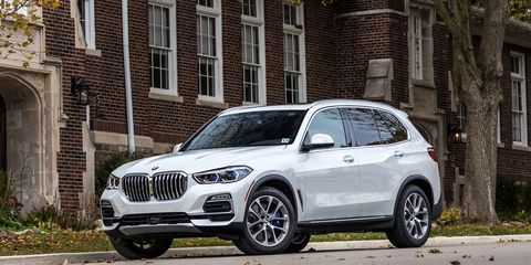 Detailed Look At The 2019 Bmw X5 In Photos